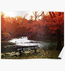 Maramec Spring Panorama Poster