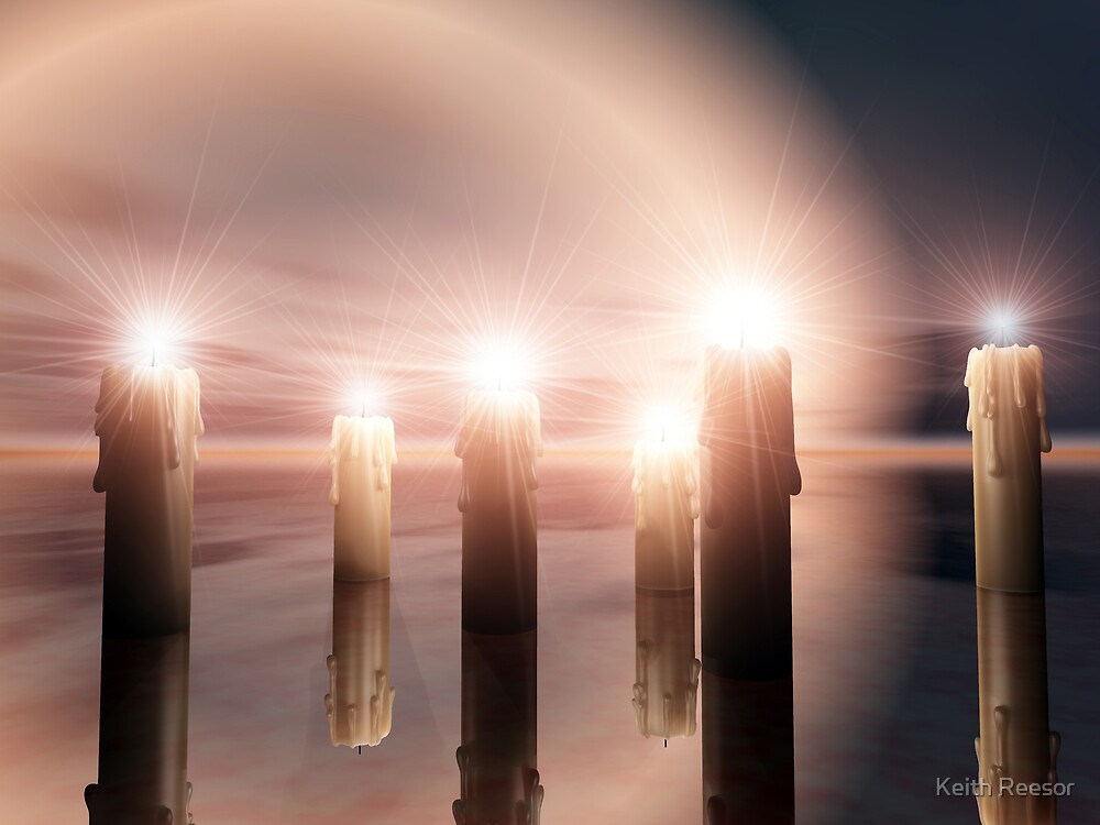 Candlelights by Keith Reesor