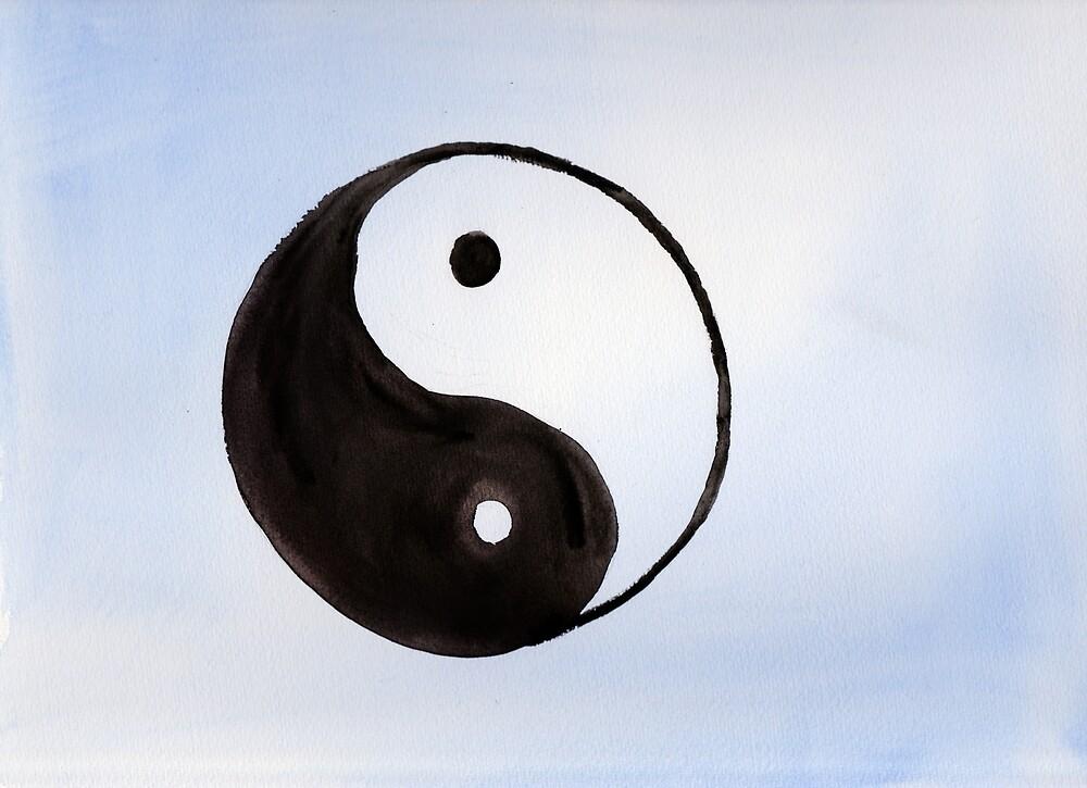 Yin and Yang by Linda Ursin