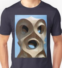 Casa Milà Sculpture T-Shirt