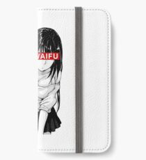 Waifu - Anime iPhone Wallet/Case/Skin