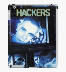 Hackers iPad Case/Skin