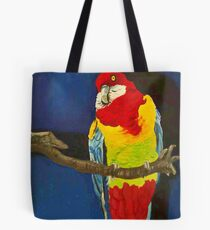 Polly wants a cracker Tote Bag