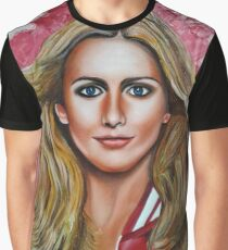 Cheryl Ladd Graphic T-Shirt