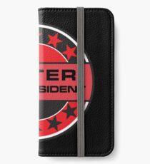 Lister For President iPhone Wallet/Case/Skin