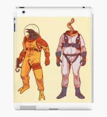 Earthworm Jim & Psycrow iPad Case/Skin