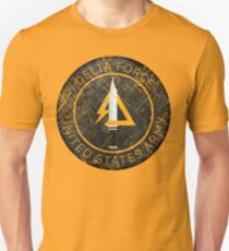 Delta Force Vintage Insignia T-Shirt