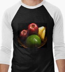 Fruits Men's Baseball ¾ T-Shirt