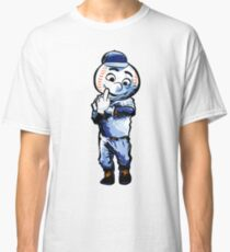 Mr. Met Middle Finger Classic T-Shirt