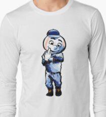 Mr. Met Middle Finger T-Shirt