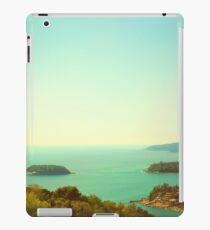 Ocean landscape iPad Case/Skin