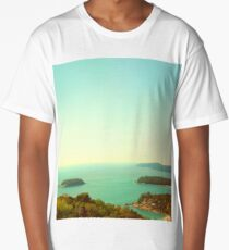 Ocean landscape Long T-Shirt