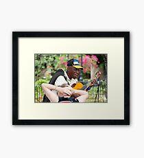 Cacophony Framed Print