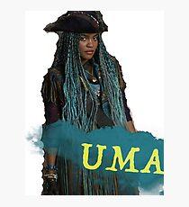 Uma - Descendants 2 Photographic Print