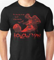 「Bloody Hollow Man」Horror Movie Kevin Bacon T Shirt T-Shirt