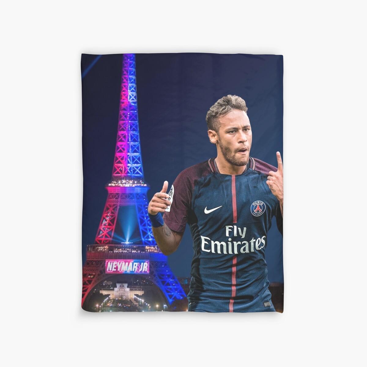 Top neymar psg par with housse psg - Couette psg 1 personne ...