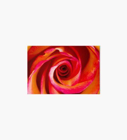Rosey Swirl Art Board