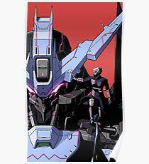 Póster 「VIDAR」 ASW-G-XX Gundam Vidar