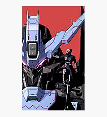 『VIDAR』 ASW-G-XX Gundam Vidar Photographic Print