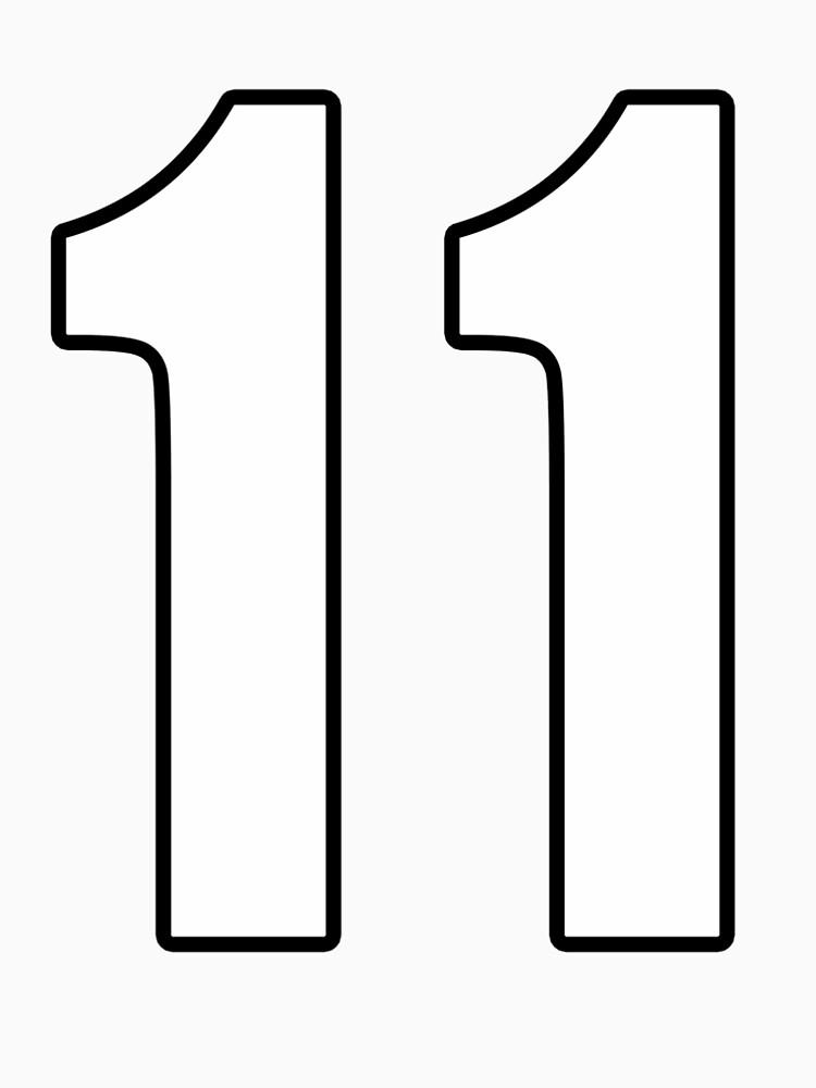 u0026quot  football  soccer  11  eleven  number eleven  eleventh