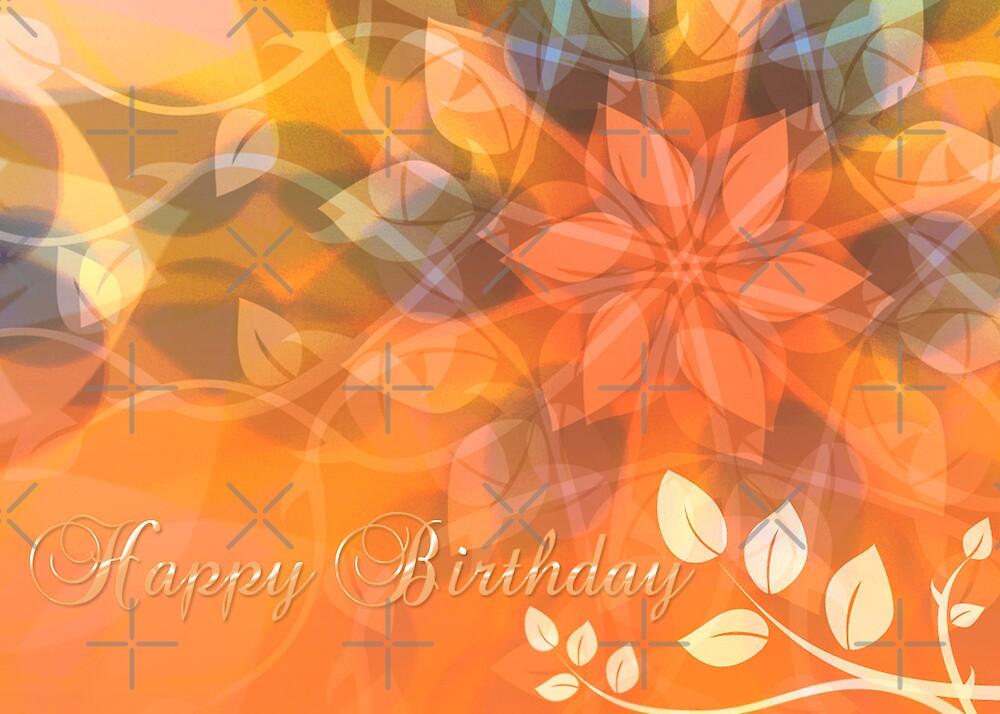 Flofresh Birthday Card by webgrrl