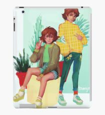holt siblings iPad Case/Skin