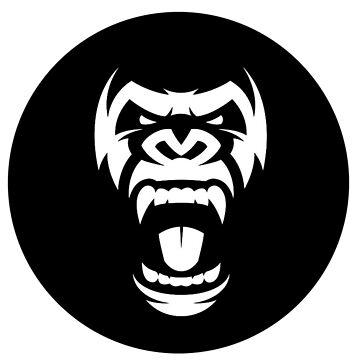 gorilla  beast by nekolaimonev