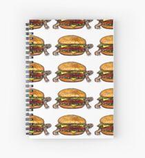 BLT (Bacon, Lettuce, Turtle) Spiral Notebook