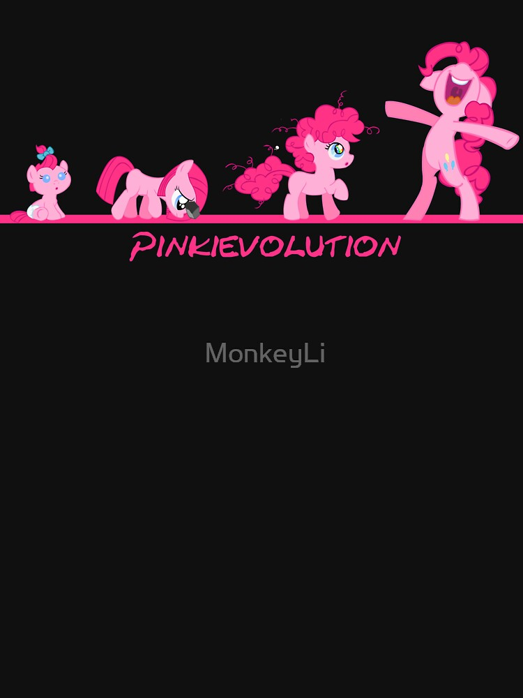 Pinkievolution by MonkeyLi
