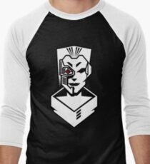 Cyberpunk Men's Baseball ¾ T-Shirt