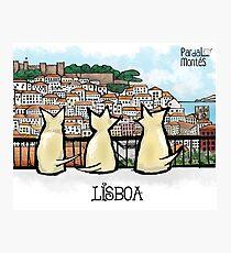 Lisboa #3 Miradouro Photographic Print