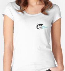 Mac Demarco - Drawn Head  Women's Fitted Scoop T-Shirt