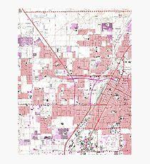 Las Vegas Nv Map Gifts & Merchandise | Redbubble