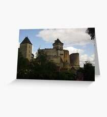Castle Nord Greeting Card
