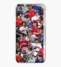 andrew benintendi collage iPhone Case/Skin