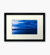 Garda Lake Framed Print
