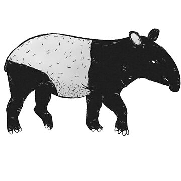 Tapir by weirdbird