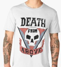 Starship Troopers - Death From Above Men's Premium T-Shirt
