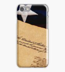 "Constitution: Focus on ""The United States"" iPhone Case/Skin"
