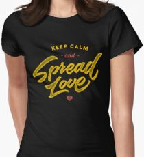 Keep Calm and Spread Love T-Shirt