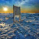 Sunset of Frozen Dreams by Kathilee