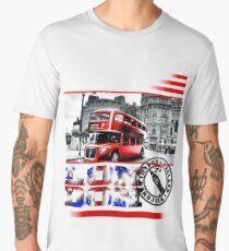 London Bus Men's Premium T-Shirt