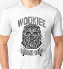 Wookiee Barber Shop T-Shirt