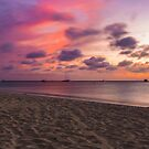 Aruba Sunset by John Velocci