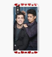 Malec Hearts Photobooth iPhone Case/Skin