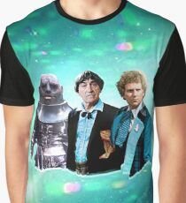 The Two Doctors Redux Graphic T-Shirt
