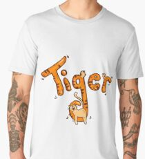 Tiger Men's Premium T-Shirt