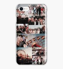grease collage iPhone Case/Skin