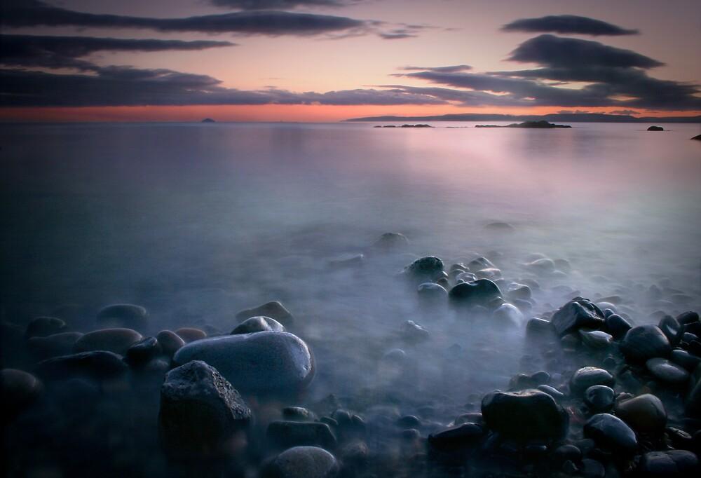 Ghost Islands by Becca  Cusworth