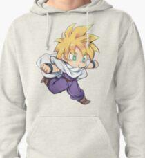 !Gohan Chibi! Dragon Ball Pullover Hoodie